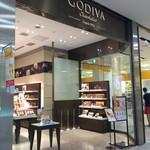 ゴディバ - 入り口
