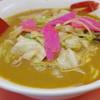 金龍 - 料理写真:味噌ちゃんぽん