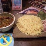 黒船 - 辛みそつけ麺
