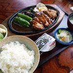 味しん - ポークソテー定食