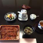 53580342 - 160715 鰻蒲焼定食