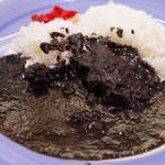 ブラック - 料理写真:ブラックカレー