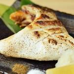 肉×魚×日本酒 照 - 『鰤カマ焼き』