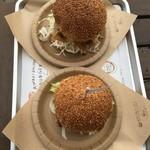 あわじ島バーガー 淡路島オニオンキッチン - 可愛い