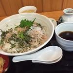 桃山 - おろし蕎麦