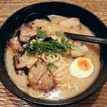 ラーメン いちよし - 【炙り豚トロラーメン】¥750