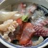 旬亭 に紫川 - 料理写真:海鮮どんぶり