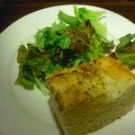 レアリスタ - サラダとフォカッチャ