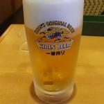 サイゼリヤ - 生ビール 399円♪