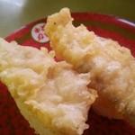 はま寿司 - ほっけの天ぷら握り