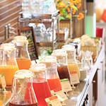 旬菜うちごはん 菜々家 - ドリンク写真:健康ドリンクバー