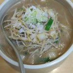 53593632 - 青葉城   野菜メイン味噌ラーメン