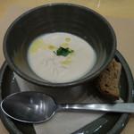 ローズベーカリー - スープ