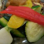 ローズベーカリー - 温野菜