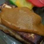 ローズベーカリー - 豆腐のステーキ