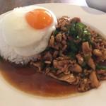 タイ国専門食堂 - ガパオガイ