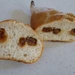 ベーカリー・パレード - セミドライイチジクがすごくおいしい