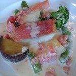 マリーノ - 沼津港直送 鮮魚のソテー 季節のソースで