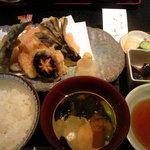 5360216 - 天ぷら膳(1000円)