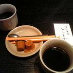 5360225 - ランチにはコーヒーがつきます