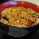 うなぎ おがわ - 鰻丼(上)2