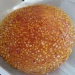 アントシモ - Cパン。 「お肉たっぷりのあげカレーパン。 じっくりと煮込んだお肉がゴロッと入ったオリジナルカレー」