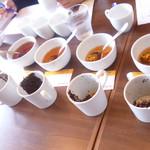 紅茶日和 - 飲み比べ