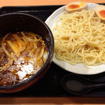 夢館 - つけ忍炎 小 1辛+味玉子 980円