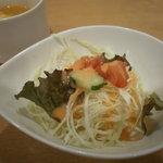 ヒーローズカフェ - 【2010.10】スープ・サラダ