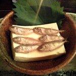 命薬 - すくがらす豆腐