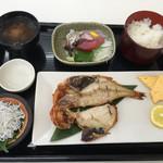 53621111 - 金目鯛干物定食                       2016年7月15日実食