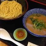 53621643 - 濃厚魚介鶏つけ麺