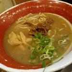 麺王 - 徳島ラーメン