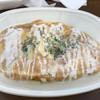 ふぉわふぉわ焼き くぅ - 料理写真:ふぉわふぉわ焼きチーズイン@600円のパッケージ状態