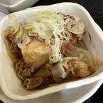 凪○ - 肉豆腐