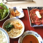美福苑 - 焼き肉ランチ