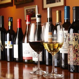ソムリエ厳選ワインをお値打ち価格で多数、ご用意☆