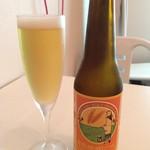 自然食カフェ すぴか - 自然醗酵ビール