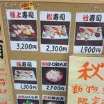 すし処 三國 - 市場の中にあります