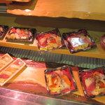 すし処 三國 - 持ち帰りの寿司もあります