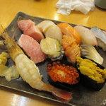 すし処 三國 - 極上寿司3200円