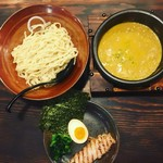 しゅういち - カレーつけ麺  750円