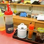 大阪せんや - タレ & 辣油
