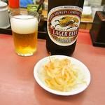 大阪せんや - ビール & もやし