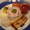ルミエール - 料理写真:4000コースで♪デザートプレートとエスプレッソが付きました