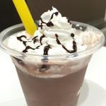 スイーツ マーケット - タピオカドリンク クリームミルクチョコレート 490円