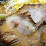 味噌蔵 - 食べ応えのある叉焼