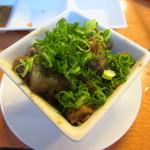 韓国屋台料理 とらじ - どて焼き
