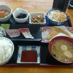 うまえもん - 日替り定食 702円(税込)