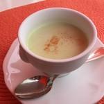53651400 - 枝豆の冷製スープ